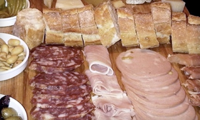 Vinos Finos y Picadas - North Raleigh: $15 for a Meat and Cheese Platter Sunday–Wednesday or Thursday–Saturday at Vinos Finos y Picadas ($30 Value)