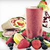 Berry Healthy Cafe - South Huntington: $10 Worth of Wraps, Paninis, and Smoothies