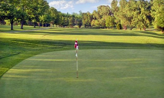 Rockwood Golf Club - Rockwood: $29 for an 18-Hole Golf Outing for Two with Cart Rental at Rockwood Golf Club in Independence (Up to $58 Value)