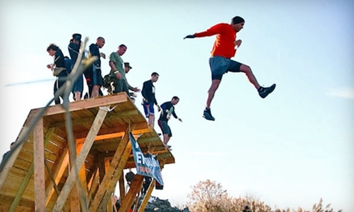 Tough Mudder: $84 for One Entry to Tough Mudder's New England Event at Mount Snow in West Dover ($150.75 Value)