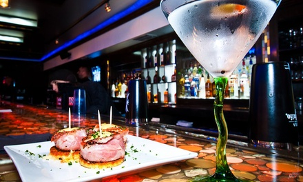$15 for $30 Worth of Tapas and Drinks at The Manhattan Dolce Bar & Bistro
