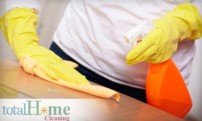 Total Home Services - Maplewood: $80 for Four Hours of House-Cleaning Services from Total Home Services