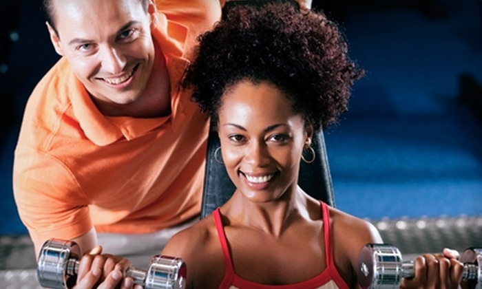 Bally Total Fitness - South Baton Rouge: $29 for a Two-Month Membership and One-Hour Personal Training Session at Bally Total Fitness (Up to a $342 Value)