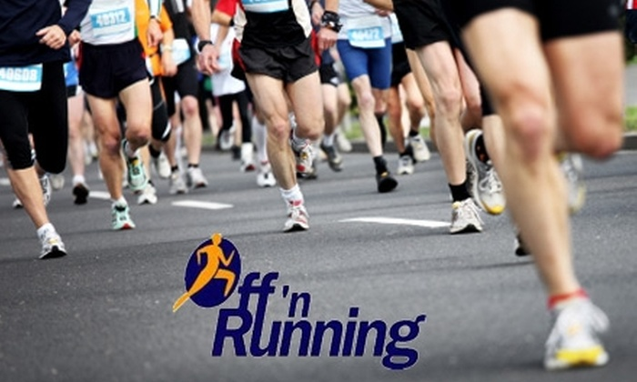 Off' N Running - Greensboro: $20 for $40 Worth of Running Shoes and Apparel
