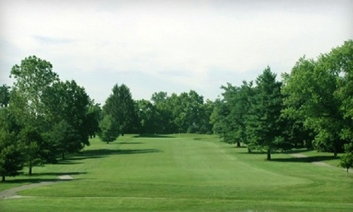 Shelbyville Country Club - Shelbyville: $40 for 18 Holes of Golf for Two with Cart at Shelbyville Country Club (Up to $80 Value)