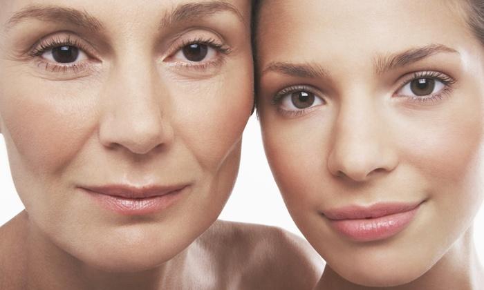 ANTI AGING CENTER BELGIUM - Bruxelles: Soin spécial peau matures de 60 ou 90 min et 1 séance découverte Thermage RF en option dès 29,99€ chez Anti-Aging Center
