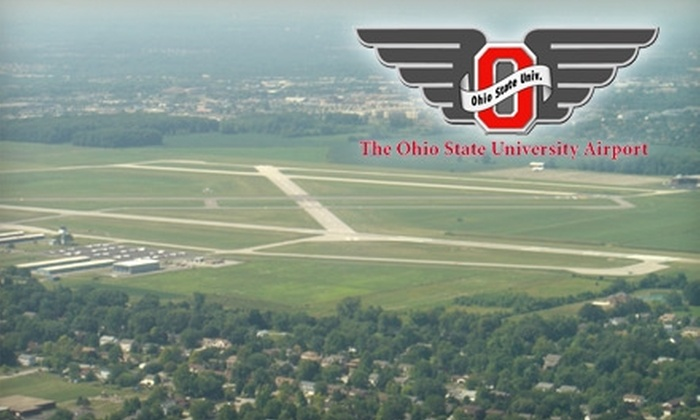 The Ohio State University Airport Flight Training Clinic - Don Scott: $10 for One Discover Aviation Class at the The Ohio State University Airport Flight Training Clinic