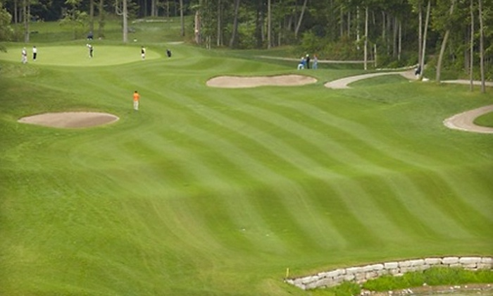 Seaforth Golf & Country Club - London, ON: $89 for Golf for Two, Range Balls, and Tickets to Seaforth Country Classic at Seaforth Golf & Country Club ($191.98 Value)