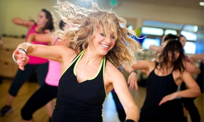 Community Fitness - Multiple Locations: $24 for One Month of Unlimited Zumba, Barre, Bodypump, and More Group Fitness Classes at Community Fitness ($68.34 Value)