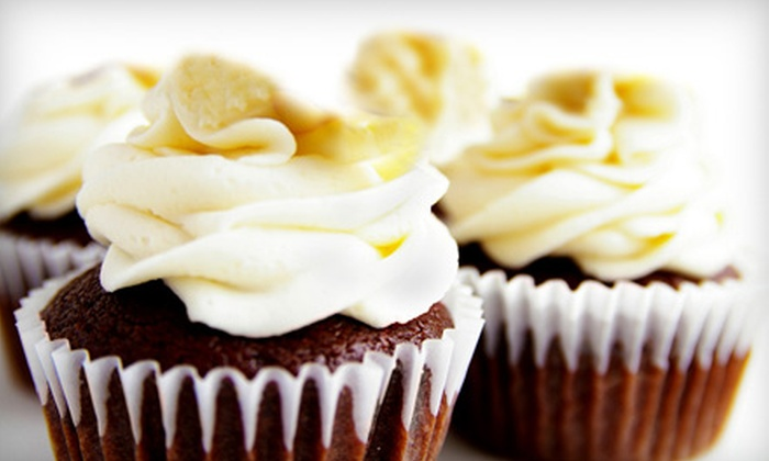 Bella Tempa Cupcakes - Sherwood Forest: $20 for a Dozen Cupcakes Delivered from Bella Tempa Cupcakes (Up to $40 Value)