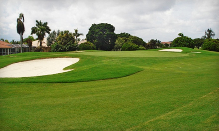 Cypress Creek Country Club - Cypress Creek: 1 Round of Golf (up to a $59 value)