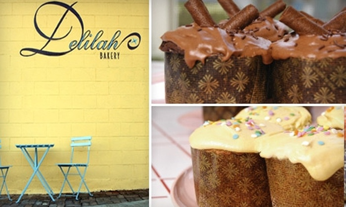 Delilah Bakery - Echo Park: $14 for Nine Cupcakes at Delilah Bakery ($29.25 Value)
