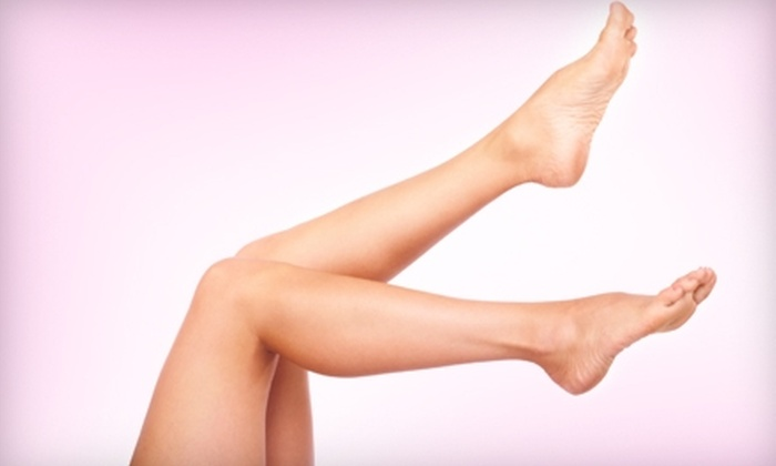 Columbus Laser Spa - Livingston - McNaughten: Three Laser Hair-Removal Treatments on a Small, Medium, or Large Body Area at Columbus Laser Spa (Up to 92% Off)