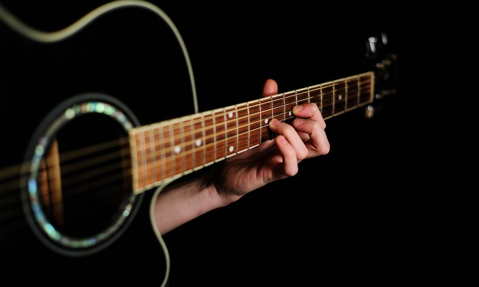 Ronka Music Group - Baltimore: Four or Six Private Guitar Lessons at Ronka Music Group (Up to 65% Off)