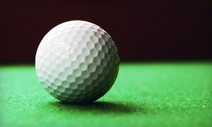Westerville Golf Center - Westerville: $15 for Frequent Hitter Driving-Range Card at Westerville Golf Center ($30 Value)
