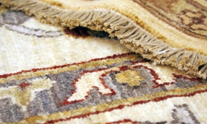 Superior Rug Services: $219 for Rug Cleaning for 8 x 10 Rug and Smaller Rug from Superior Rug Services ($402 Value)