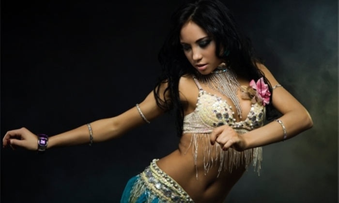 All Points Fitness Studio - Mandeville: $10 for a Two-Hour Belly-Dancing Class at All Points Fitness Studio in Mandeville (Up to $20 Value)