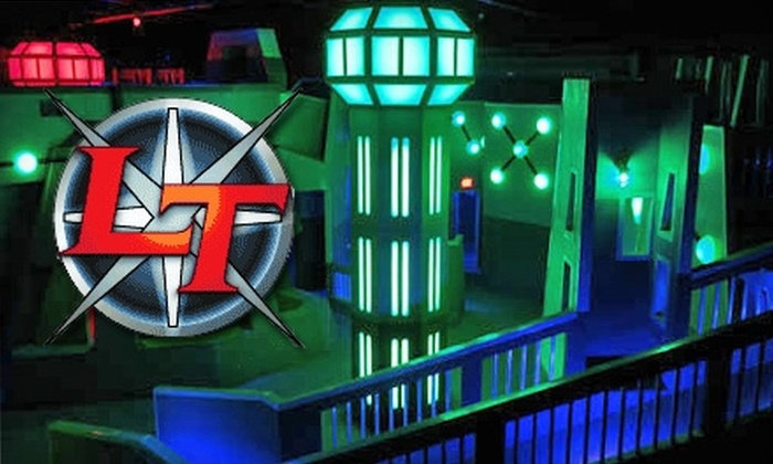 Laser Tag of Baton Rouge - Baton Rouge: $23 for Six Games of Laser Tag, a Large Pizza, and a Soft-Drink Pitcher at Laser Tag of Baton Rouge ($47.47 Value)