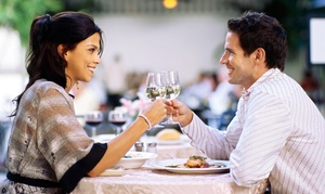 Von Klaus Winery Tasting Haus: $29 for a 4-Course Wine Tasting and Food Pairing for Two at Von Klaus Winery Tasting Haus ($64 Value)