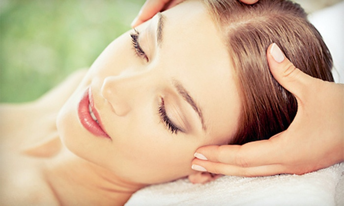 Spa Oasis - Cary: One or Three Ayurvedic Scalp Massages with Shiroabhyanga Oil and Take-Home Bottle at Spa Oasis (Up to 54% Off)