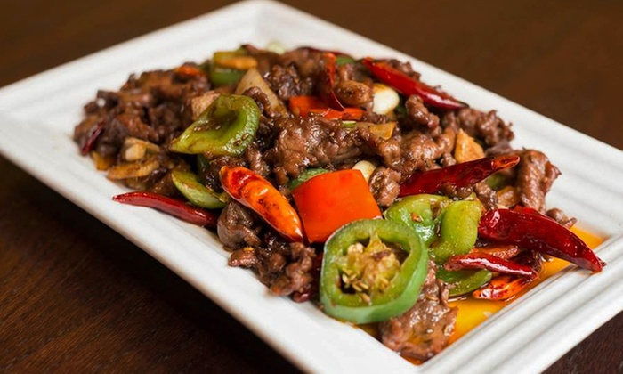 Authentic chinese food china house at the palms groupon for Authentic asian cuisine