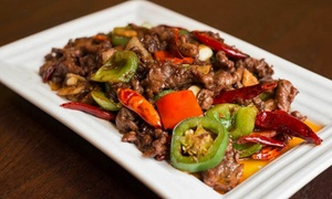 Lao Sze Chuan : Authentic Chinese Food at Lao Sze Chuan (38% Off). Two Options Available.