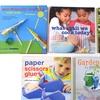 Busy Kids Bake, Craft & Garden 5 Book Bundle