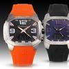 Bernoulli Rigel Analog-Digital Men's Stainless Steel Watch