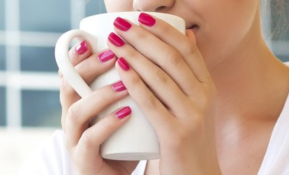 Shellac for Fingers, Toes or Both at No 23 Hair and Beauty Studio (Up to 40% Off)