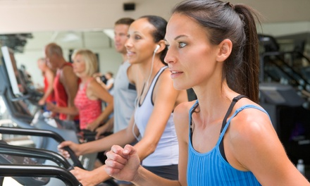 12 Group Fitness Classes, or a 3-Month Gym Membership with Initiation Fee at The Fitness Center (Up to 66% Off)