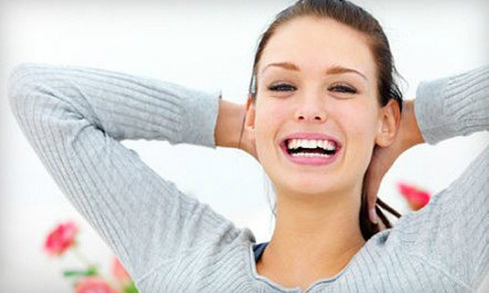 Des Peres Dentistry - Saint Louis: Dental Exam, X-rays, and Cleaning With or Without Whitening Kit at Des Peres Dentistry (Up to 89% Off)