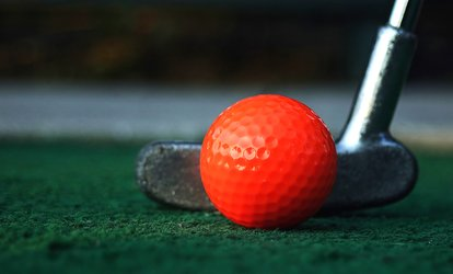 image for Round of <strong>Mini <strong>Golf</strong></strong> for Two, Four, or Six at Mt. Freedom <strong>Golf</strong> (Up to 53% Off)
