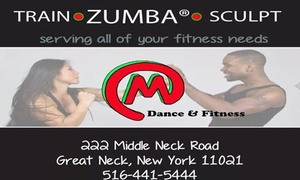 MC Dance & Fitness LLC: Up to 71% Off Zumba Classes or Membership at MC Dance & Fitness LLC