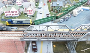 Model Train Workshop: Intro Seminar or 2, 4, or 6 Classes on Building Model Trains at Model Train Workshop (Up to 75% Off)