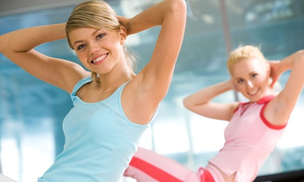 One or Two Months of Twice-Weekly Group Fitness Classes at Reflections Training Studio (Up to 80% Off)