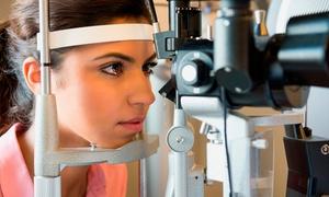 Dott.Gritti Camillo: Visita oculistica con esami specifici e test per verificare l'idoneità all'intervento laser (sconto fino a 78%)