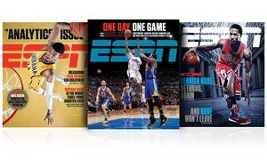 ESPN The Magazine Subscription
