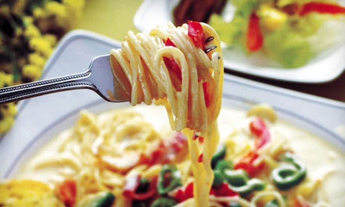 Bel Piatto Cucina Italiana - Modesto: $12 for $25 Worth of Italian Lunch Cuisine for Two at Bel Piatto Cucina Italiana
