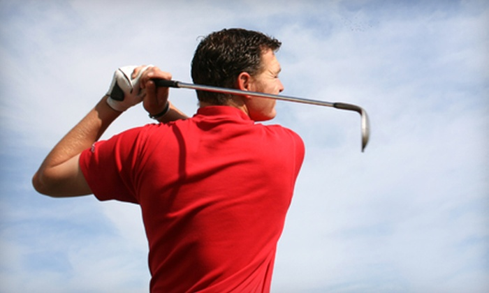 LaFrance Wellness - Morganton: Golf-Training Package with Myoskeletal Alignment and One or Three Golf Lessons at LaFrance Wellness (Half Off)