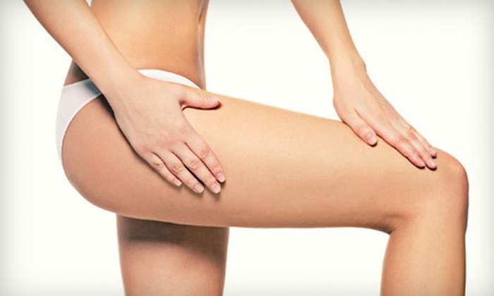 Positive Changes - Pleasanton: One, Two, or Three Anti-Cellulite Body Wraps at Positive Changes in Pleasanton (Up to 65% Off)