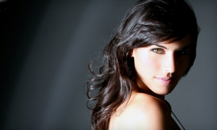 Salon Bella Wichita - Wichita: $25 for $50 Worth of Hair and Skin Services at Salon Bella