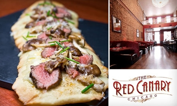 The Red Canary - Goose Island: $15 for $30 Worth of Comfort Cuisine at The Red Canary in River West