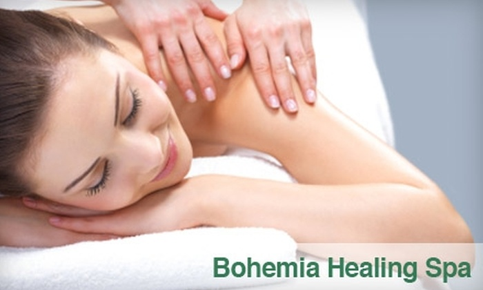 Bohemia Healing Spa - Delano: $30 for a 30-Minute Aromatherapy Massage and Ginger and Sea Salt Foot Soak at Bohemia Healing Spa