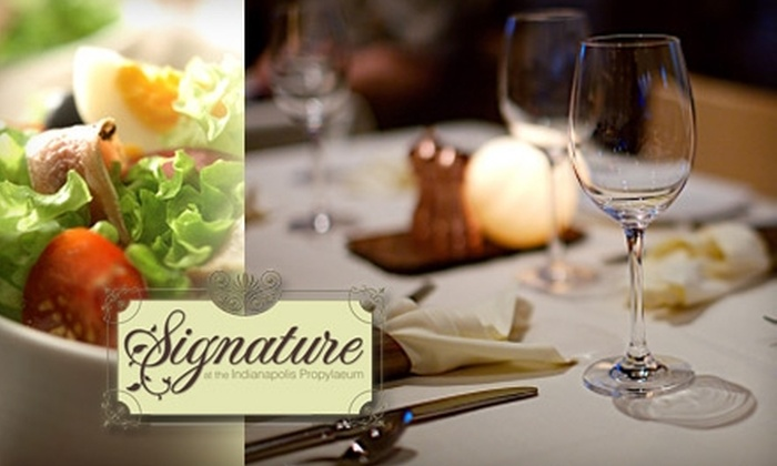 Occasions Divine - Central Indianapolis: $35 for an Eight-Course Dinner with Wine Pairings from Occasions Divine ($75 Value)