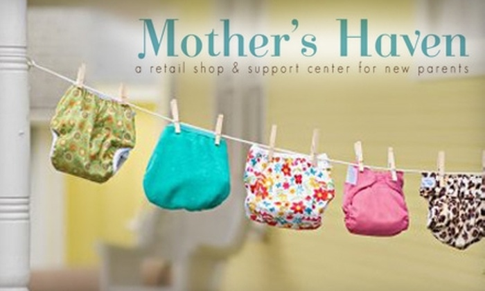 Mother's Haven - Coeur d'Alene: $15 for $30 Worth of Merchandise at Mother's Haven