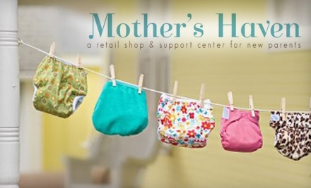 $30 Groupon to Mother's Haven - Mother's Haven in Coeur d Alene