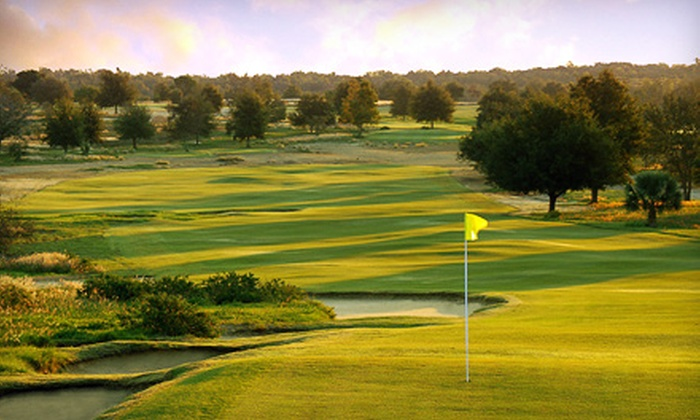 Sugarloaf Mountain - Multiple Locations: $29 for 18 Holes of Golf and Cart Rental at Sugarloaf Mountain in Minneola (Up to $59 Value)
