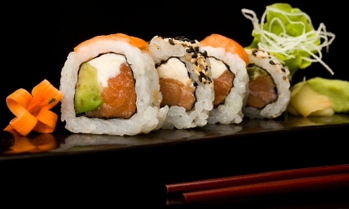 Hikari Japanese Restaurant - City Centre: $15 for $30 Worth of Sushi, Drinks, and More at Hikari Japanese Restaurant