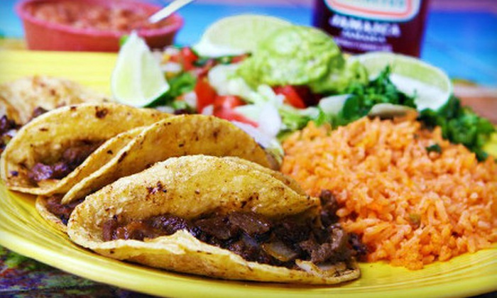Pepito's Mexican Restaurante Y Cantina - Soncy: $10 for $20 Worth of Mexican Fare at Pepito's Mexican Restaurante Y Cantina