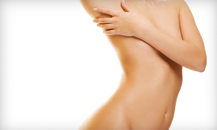 Plastic Surgery Center of Fairfield - Fairfield: $89 for Three Laser Hair-Removal Sessions at Plastic Surgery Center of Fairfield (Up to $675 Value)